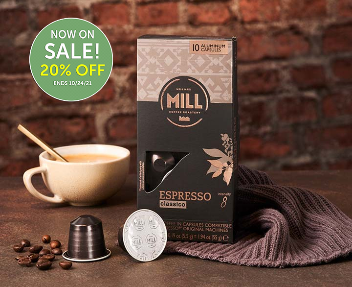 Mr & Mrs Mill Espresso Classico