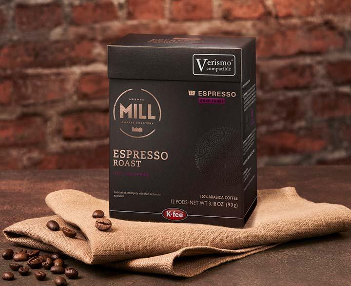 Mr & Mrs Mill Espresso Roast